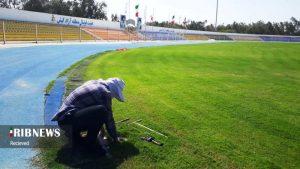 آماده سازی شرایط حضور تیم ملی فوتبال در جزیره کیش