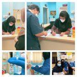 واکسیناسیون کرونای بیماران خاص در کیش در حال اجراست.