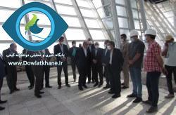 تاکید بر تسریع در ساخت و بهره برداری از پایانه ترمینال جدید فرودگاه کیش