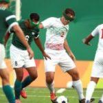 دیدار دوستانه واردوی تیم ملی فوتبال ۵ نفره در کیش