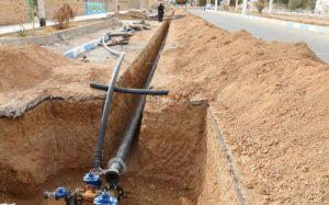 بیش از ۷۵ کیلومتر از شبکه توزیع آب کیش بهسازی میشود