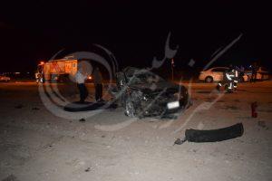 فوت دو نفر از ساکنان جزیره کیش در سانحه دلخراش رانندگي