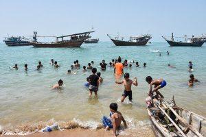 کیش به مقصد بین المللی رویداد نوروز دریایی تبدیل میشود