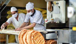 افزایش ۲۹ تا ۳۴ درصدی نرخ نان در جزیره کیش