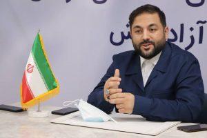 معرفی رئیس ستاد انتخابات آیت الله رئیسی در کیش
