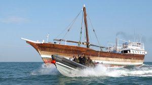 اجرای طرح تشديد برخورد با صيادان غيرمجاز در کیش