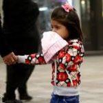 بازگشت کودک گمشده به آغوش خانواده در کیش