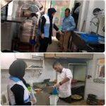بازدید کارشناسان بهداشتی از سه هزار و سی و دو مکان در کیش