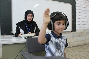 سنجش روزانه ۲۲ نفر از نوآموزان بدو ورود به دبستان در کیش