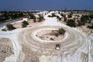 زیر سازی و آسفالت ۱۵ هزار متر مربع از معابر شهرک صنعتی در کیش