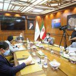 بررسی و رسیدگی به مشکلات توزیع فرآورده های نفتی در کیش